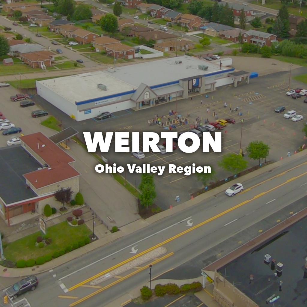 Weirton Ohio Valley Region